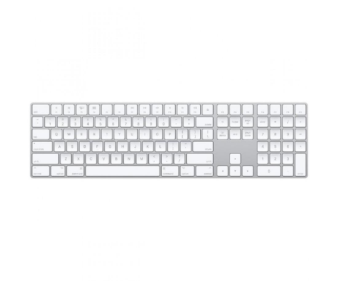 Клавиатура Apple Magic Keyboard with Numeric Keypad (MQ052)