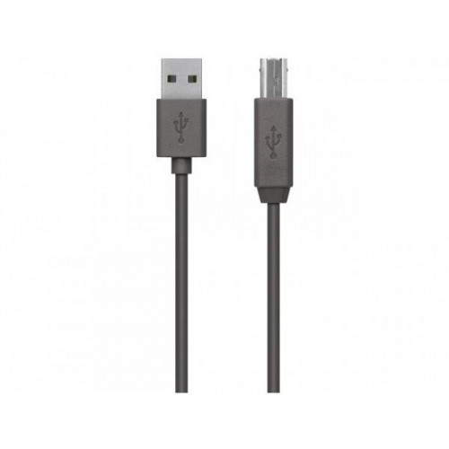 Кабель BELKIN USB 2.0 (AM/BM) DSTP, 3 M,DEVICE F3U154bt3M
