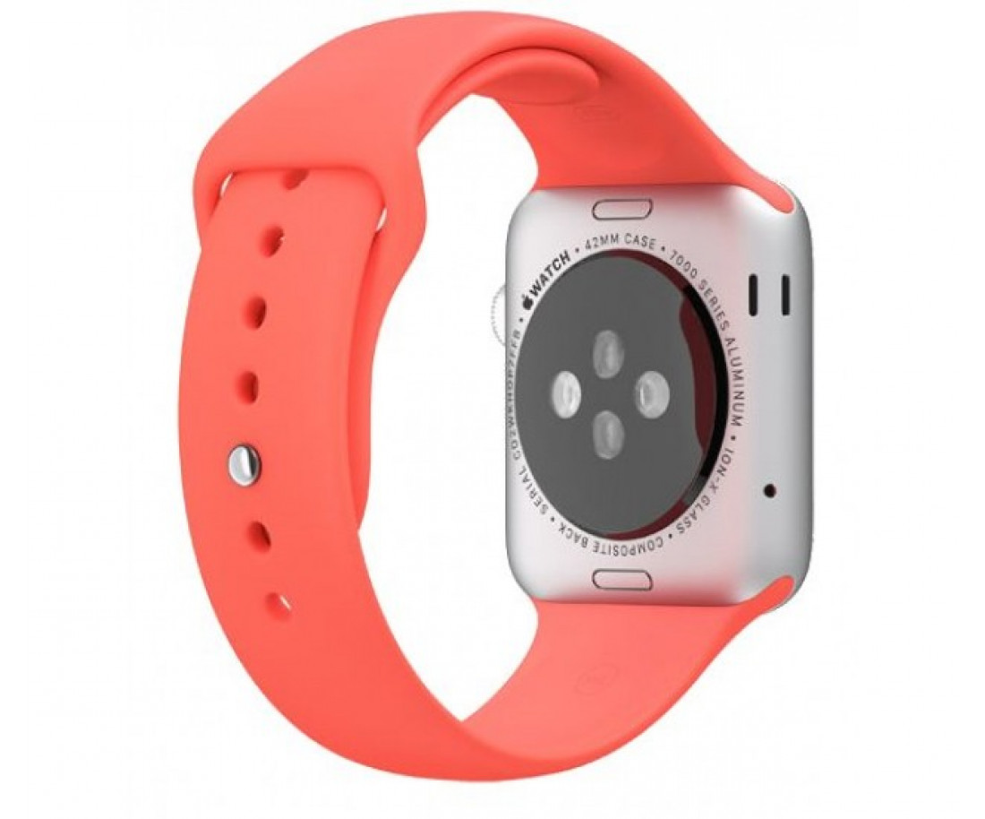 Ремешок Pink Sport Band for Apple Watch 38/42mm