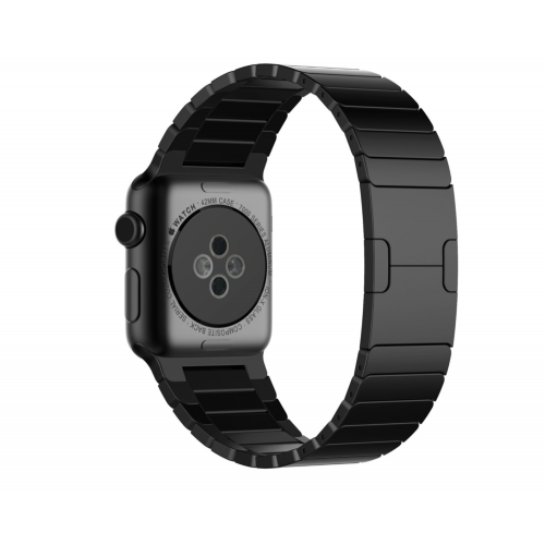 Space Black Link Bracelet Band for Apple Watch / iWatch 38mm/42mm