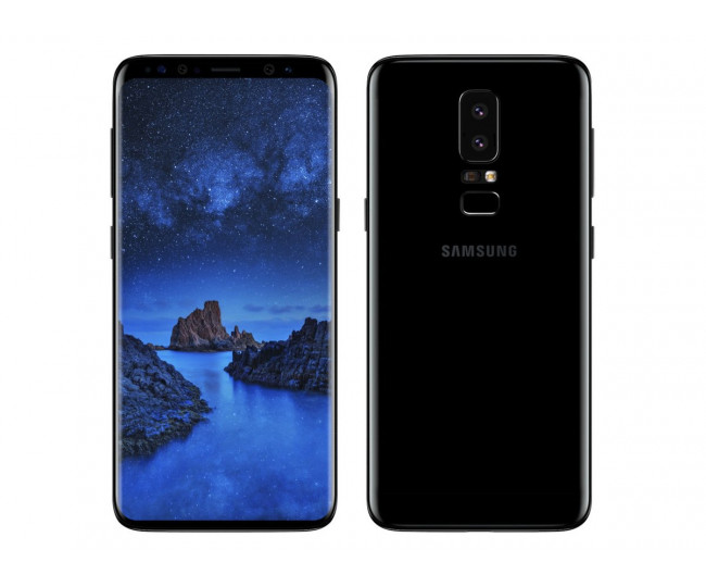 Samsung G965F-DS Galaxy S9 Plus 64GB Black