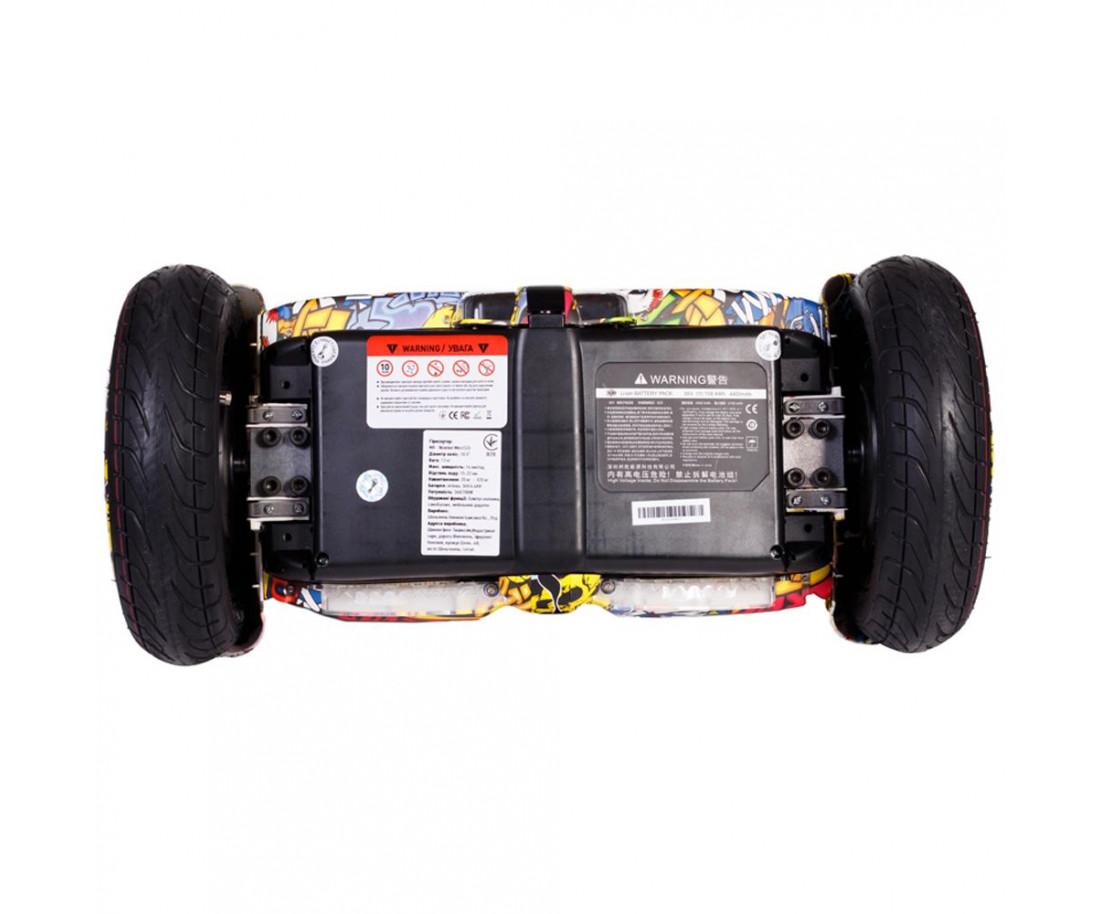 Monorim M1Robot Ninebot mini 10,5 дюймов (Music Edition) - Graffiti