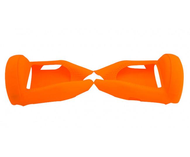 Силиконовая защита для гироскутера 8 (синий, розовый, оранжевый, чёрный, белый, камуфляж)