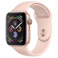 Apple Watch Series 4 44mm Gold Alum. w. Pink Sand Sport band (MU6F2) б/у