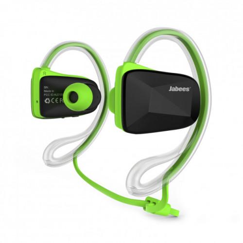Bluetooth гарнитура Jabees BSport Green