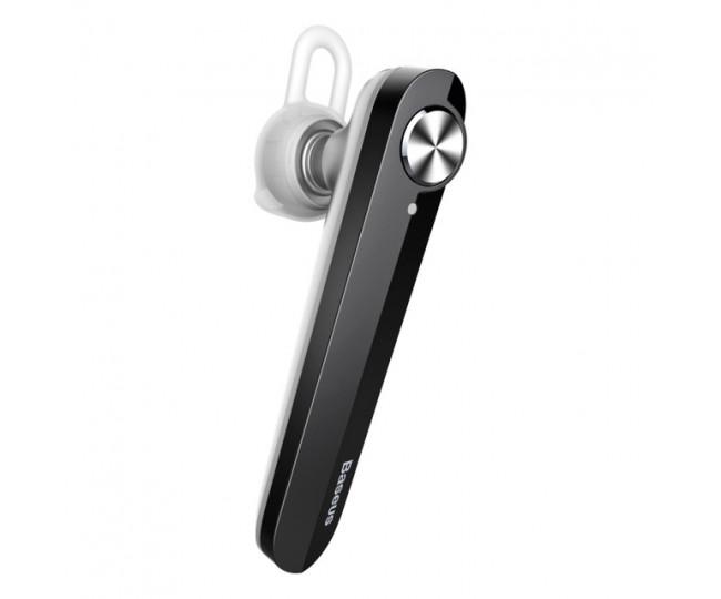 Bluetooth гарнитура Baseus Earphone A01 Silver+Black