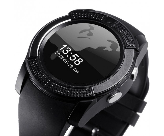 UWatch V8 Black