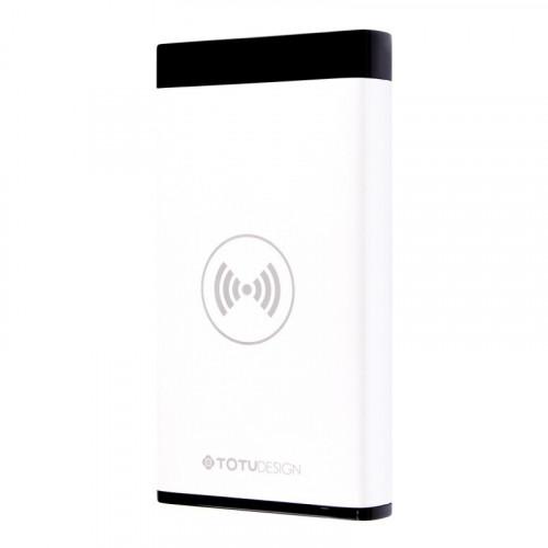 Внешний аккумулятор Totu PB06 Power Bank 8000mAh White