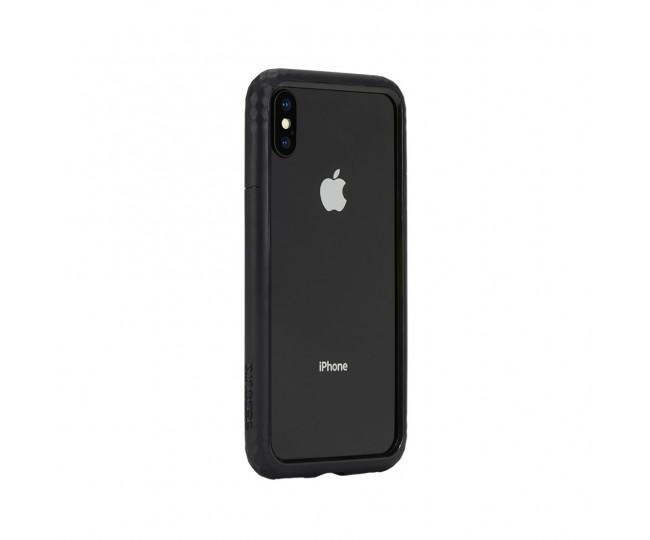 Чехол Incase Frame Case для iPhone X Gunmetal