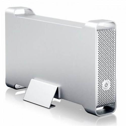 Алюминиевый бокс Macally Store для установки 3.5 SATA III, SATA II and SATA I HDD G-S350SU3