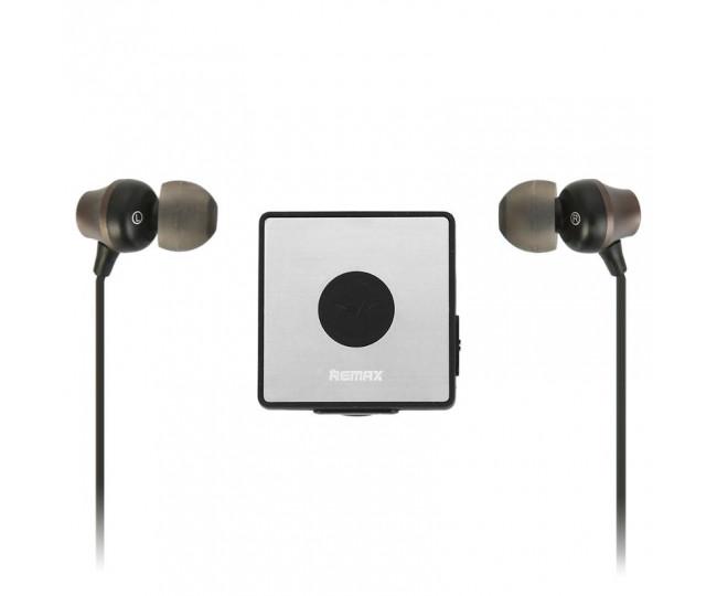 Bluetooth гарнитура Remax PB-S3 Black