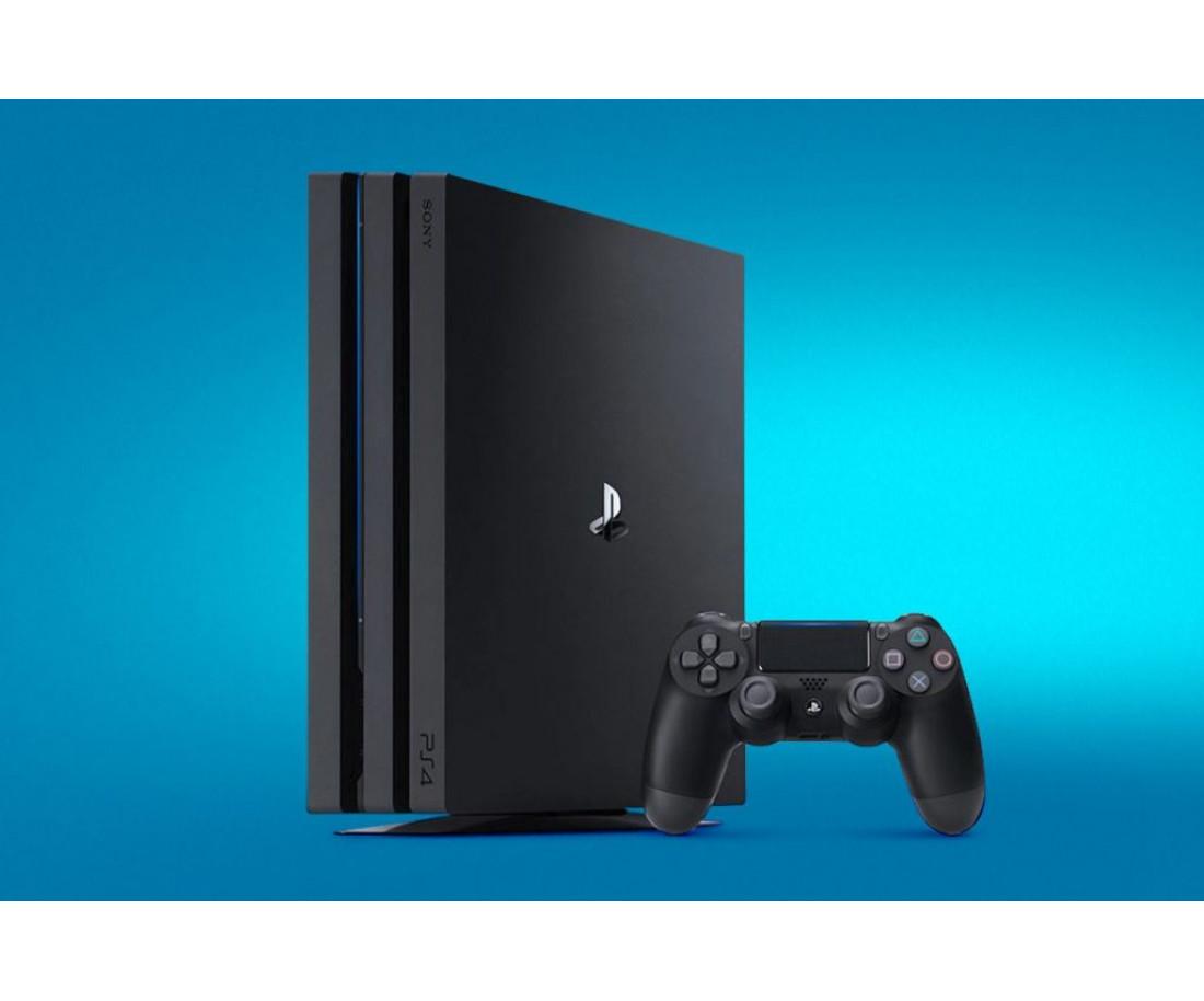 Sony Playstation 4 Pro 1000gb + Игра Battlefield 1 Revolution