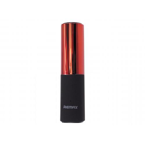 Внешний аккумулятор Remax Lip Max RPL-12 2400mAh red