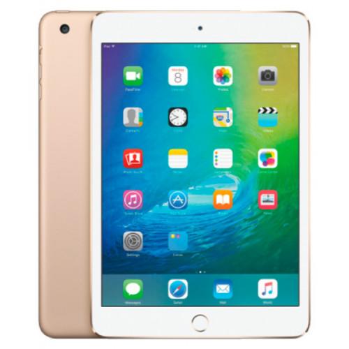 Apple iPad mini 4 Wi-Fi LTE, 32GB Gold (MNWR2)