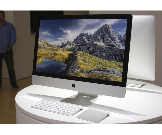 Apple iMac 27 with Retina 5K display 2017 (MNE923)