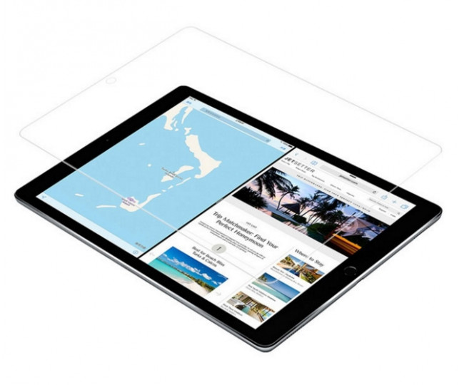 Защитное стекло на Apple iPad Pro