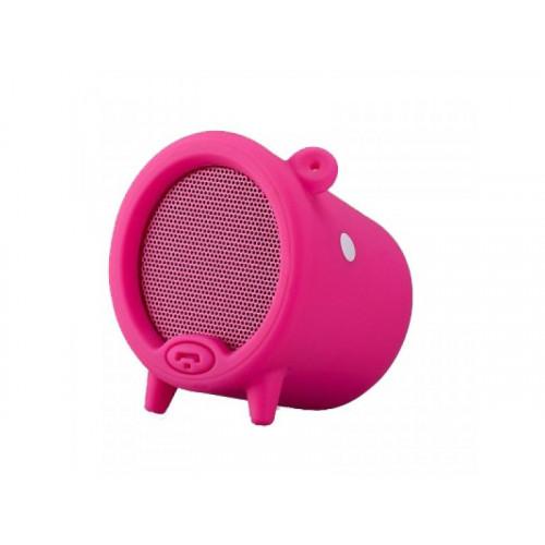Портативна Bluetooth колонка MOMAX Piggy Black