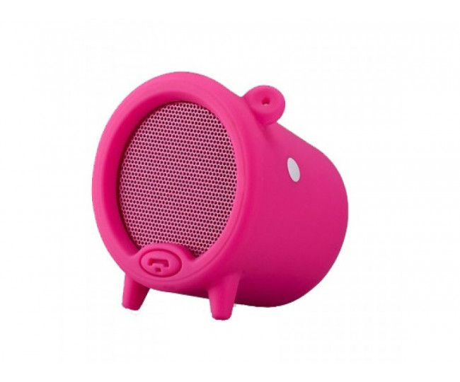Портативная Bluetooth колонка MOMAX Piggy Black