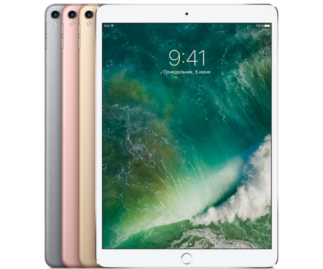 Планшет Apple iPad Pro 10.5 64GB 4G Rose Gold