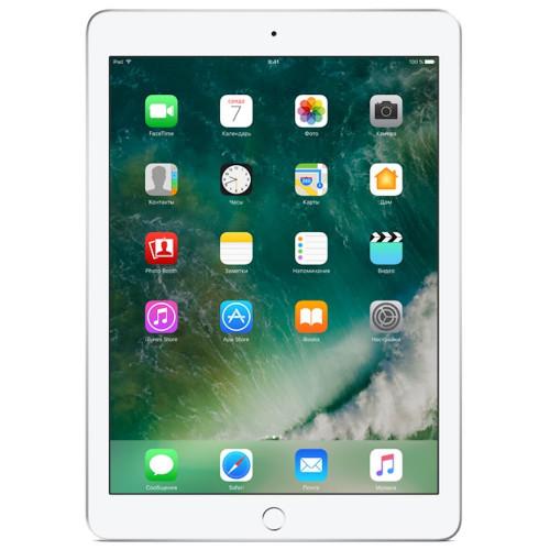 iPad 2018 Wi-Fi + LTE, 32gb, Silver (MR6P2)