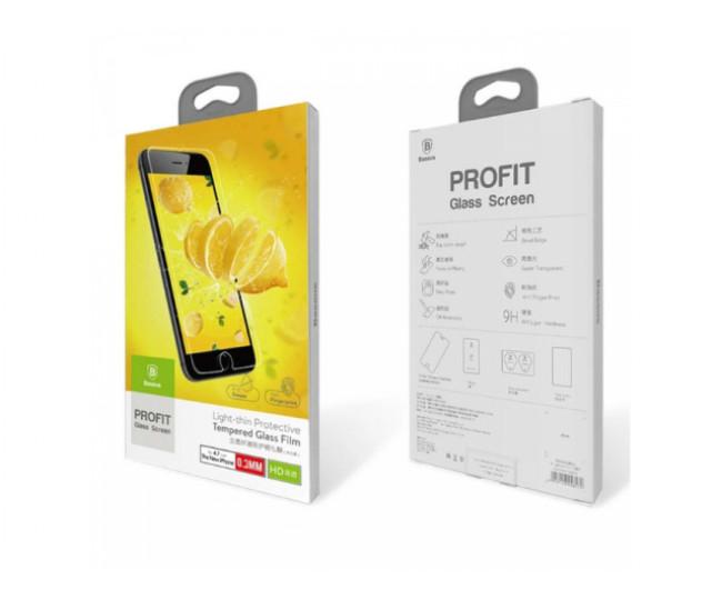 Защитное стекло Baseus Protective для iPhone 6/6s Plus
