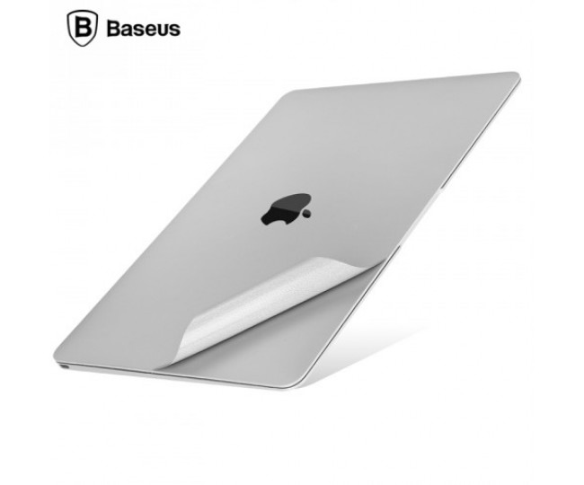 Защитная пленка Baseus Protector Packages для MacBook 12 Silver