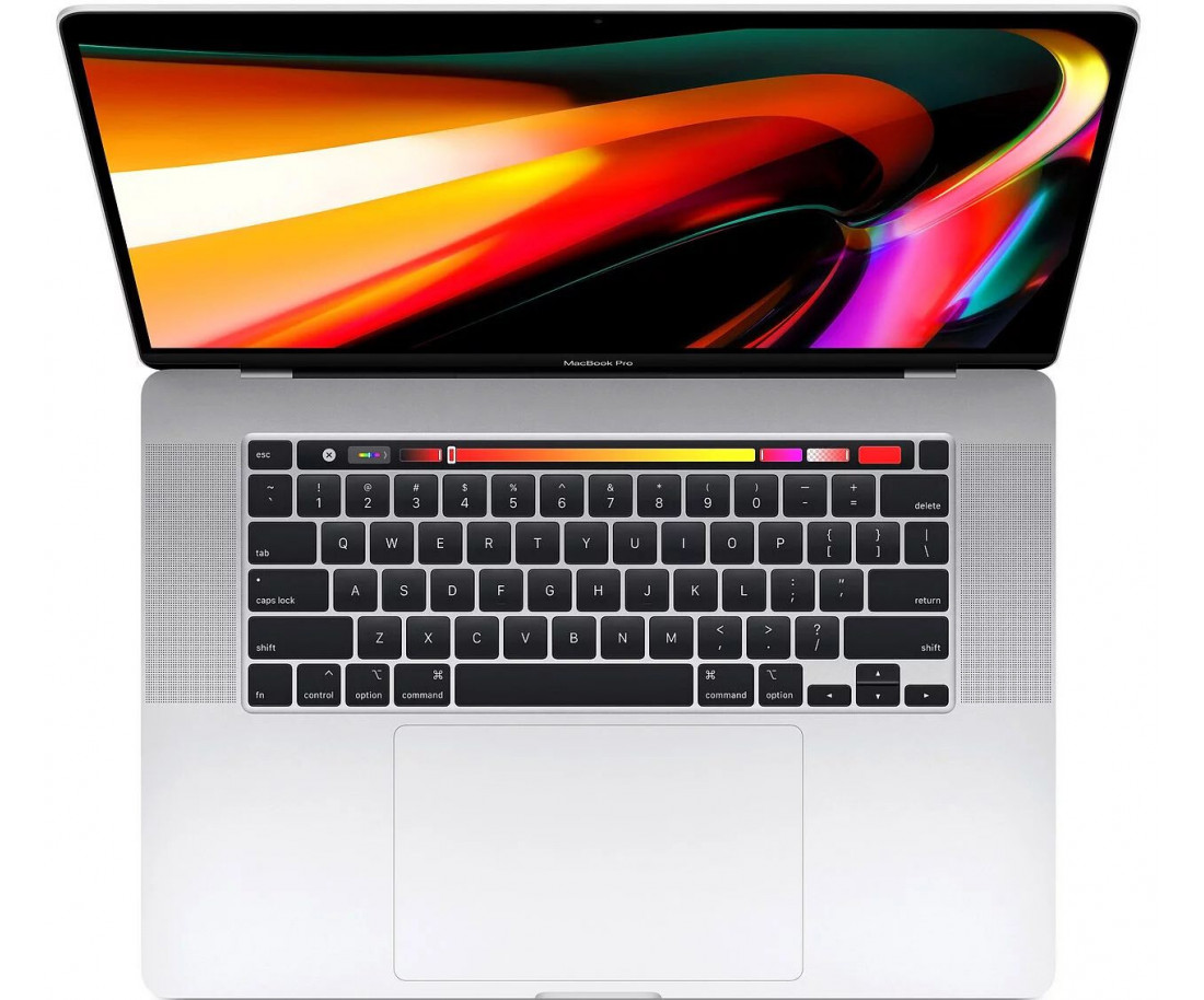 Apple MacBook Pro 16 Touch Bar (MVVM2) 1TB Silver