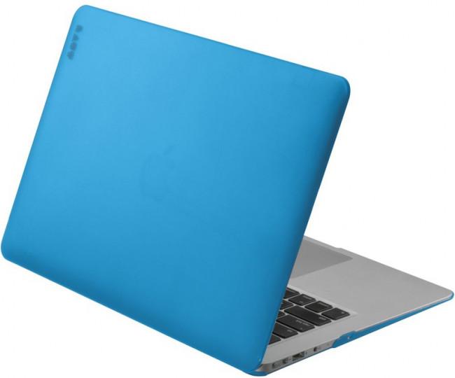 """Чехол HUEX для MacBook Air 13"""" (LAUT_MA13_HX_BL)"""