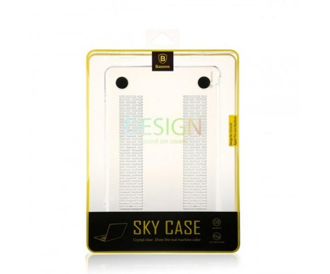 "Чехол Baseus Sky Case для Macbook Pro Retina 13"" Clear"