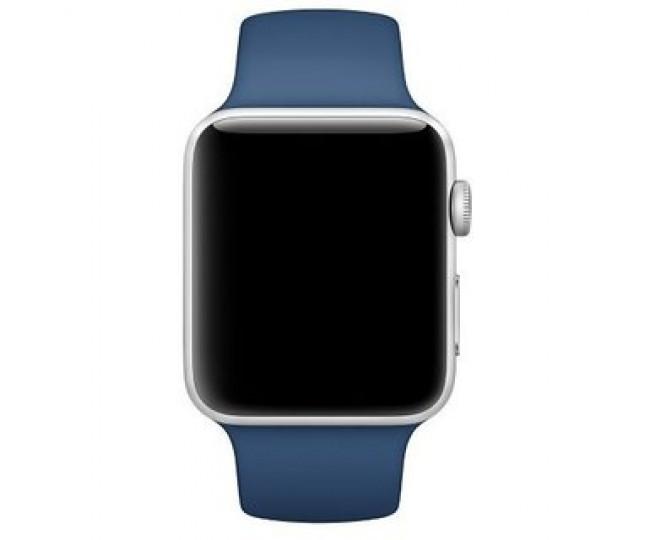 Ремешок для Apple Watch 42mm Sport Band Ocean Blue