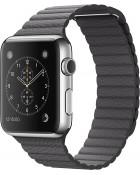 Ремешок 38/42mm Leather Loop Storm Gray для Apple Watch
