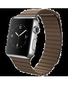 Ремешок 38/42mm Leather Loop Light Brown для Apple Watch