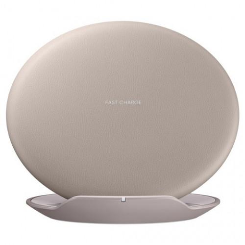 Беспроводная Qi зарядка Samsung Fast Charge WC Convertible EOM Tan