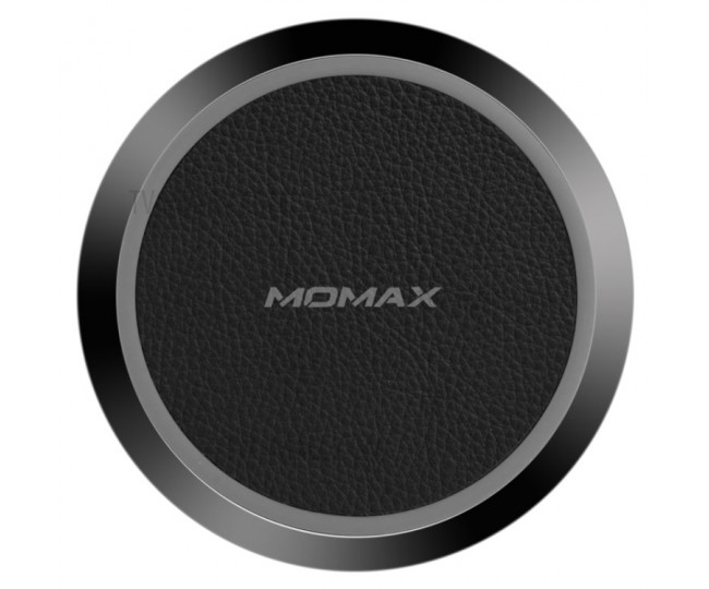 Беспроводная Qi зарядка Momax Q.Pad Black