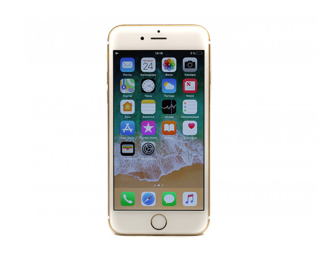 iPhone 6s 16GB Gold (MKQL2) б/у