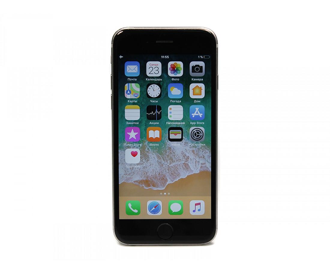 iPhone 6s 128GB Space Gray (MKQT2) б/у