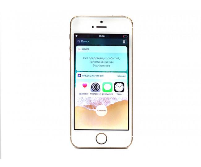 iPhone SE 64Gb Gold б/у
