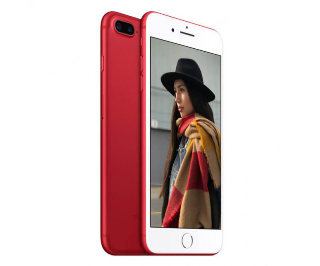 Apple iPhone 7 Plus 256gb Red Neverlock