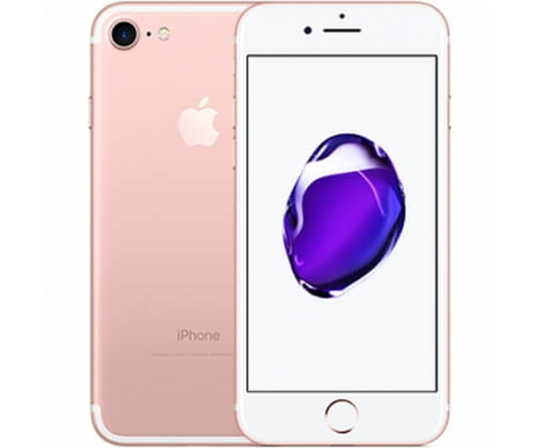 Apple iPhone 7 128gb Rose Gold Neverlock