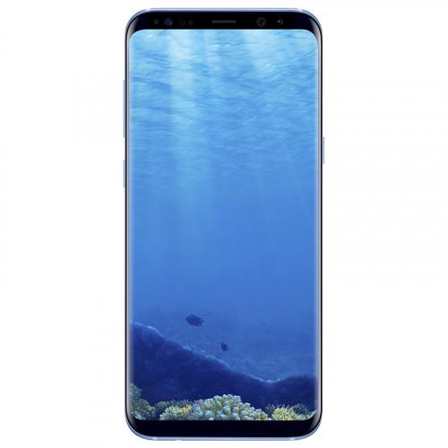Samsung Galaxy S8  G955F DS 4/128GB Coral Blue (SM-G955FZBG)