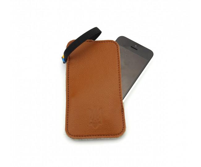 Чехол Freedom Lirri для iPhone 5/5s Brown