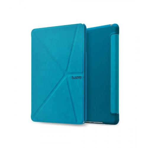 Чехол LAUT Trifolio Cases for iPad Mini 4 Blue (LAUT_IPM4_TF_BL)