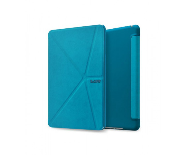 Чехол LAUT Trifolio Cases for iPad Mini 4 Blue (LAUT_IPM4_TF_BL)