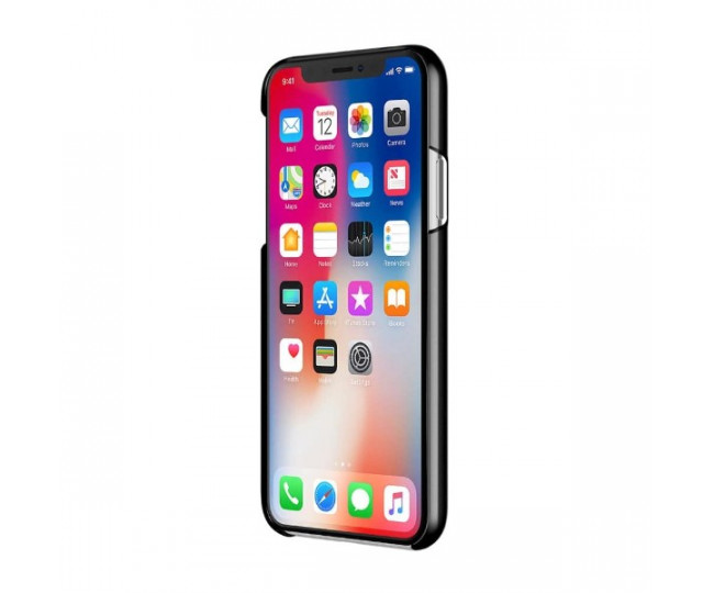Чехол Incipio Feather Midnight Black для iPhone X