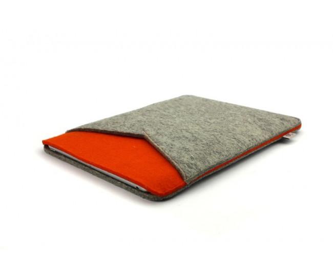 Чехол Safo Gray-Orange для iPad 2/3/4