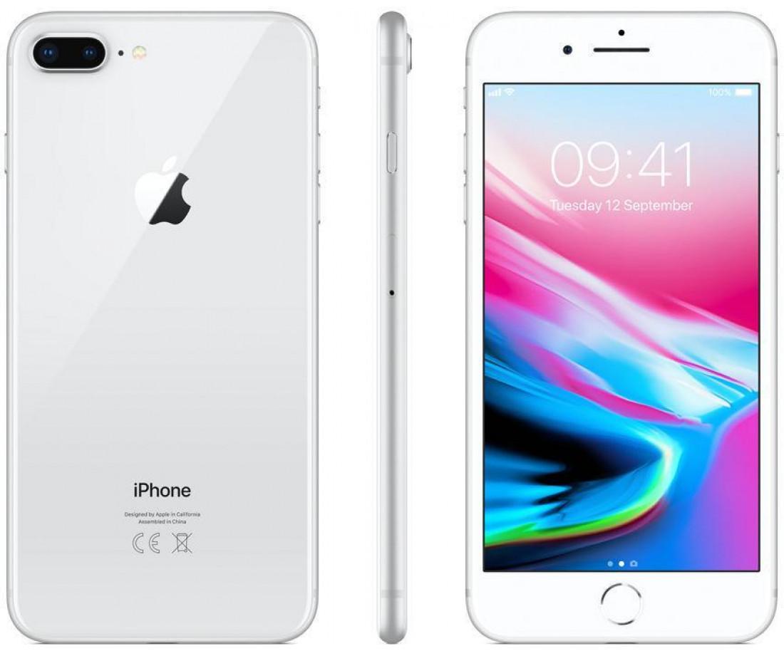 Apple iPhone 8 Plus 256gb Silver