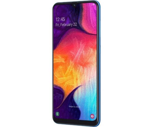 Samsung Galaxy A50 A505F 4/64GB Blue (SM-A505FZBUSEK)(UA UCRF)