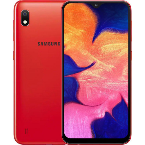 Samsung Galaxy A10 A105F 2/32GB Red (SM-A105FZRGSEK)(UA UCRF)