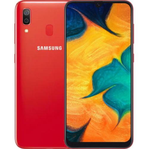 Samsung Galaxy A30 A305F 3 / 32GB Red (SM-A305FZRUSEK) (UA UCRF)