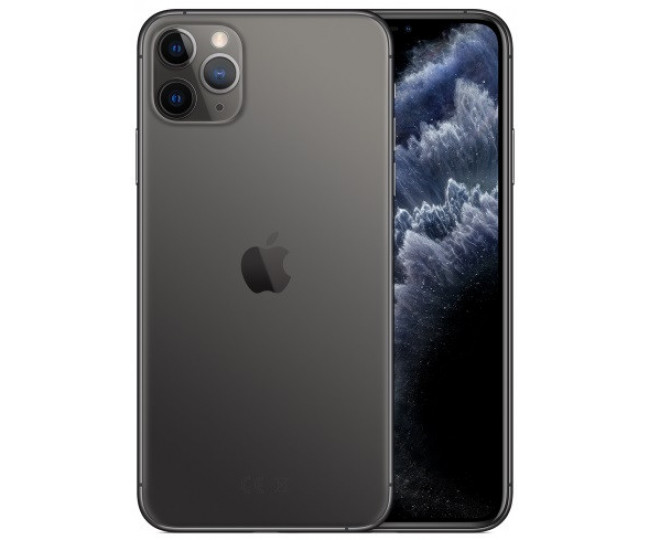 iPhone 11 Pro Max Dual SIM 256Gb Space Gray
